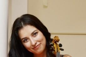 Alfiya Mansurova - Violinist Kazan, Russian Federation