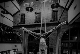 Professional Aerialists and Acrobats - Acrobalance / Adagio / Hand to Hand Act