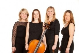Highly Strung - String Quartet Midlands