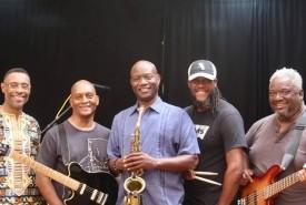 Audley Reid - Jazz Band Westmont, Illinois