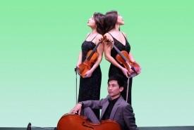 Classical string trio - String Trio Almaty, Kazakhstan