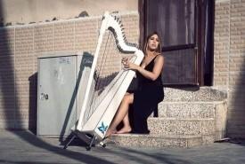 Evelina Rolon - Harpist Stockholm, Sweden