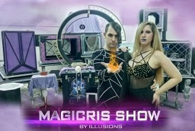 Magicstage and illusion - Stage Illusionist