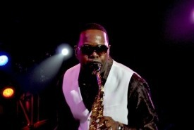 Jason Brown (All Around Town) - Saxophonist