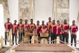 Miish3 Band  - Trumpeter Accra, Ghana