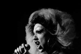 Foxxy - Drag Queen Act Burnham-on-Sea, South West