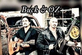 Buck & OZ - Acoustic duo  - Duo