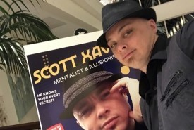 Scott Xavier - Mentalist / Mind Reader Illinois