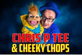 CHRIS P TEE COMEDY MAGICIAN - Comedy Cabaret Magician Chipping Sodbury, South West