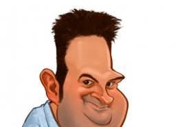 Mickey Toones - Caricaturist Coppenhall, North West England