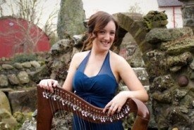 Cathy Potter - Harpist Leinster