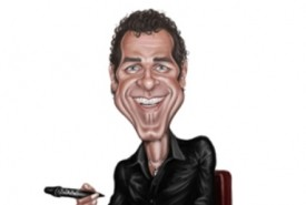 Mick Hollinworth - Caricaturist York, North West England