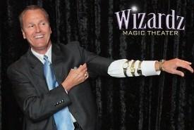 Gary Roberts - Comedy Cabaret Magician Sarasota, Florida