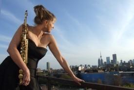 Jane Bunnet - Flutist Ontario