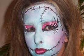 Cherry Faces - Face Painter Scotland