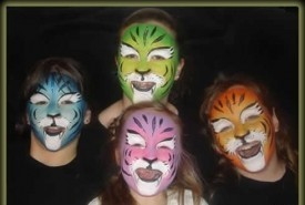 Facepainting by Sam - Face Painter South West