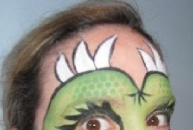 Facetastic Face Painting - Face Painter Midlands