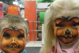 Diamond Face Painting - Face Painter South East