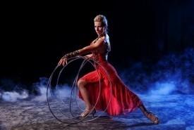 Hula Hoop Artist Alesya Gulevich - Hula Hoop Performer USA, Florida
