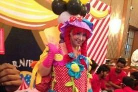 Miss Dolly - Balloon Modeller Pune/Mumbai, India