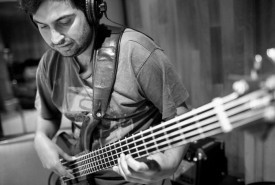 Carlos Maeso - Bass Guitarist Valencia, Spain