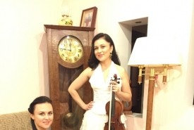 String Duo - Cello Teacher