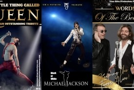 QUEEN & Freddie Mercury - MICHAEL JACKSON - BEE GEES tribute bands & Solo acts - Michael Jackson Tribute Act Romford, London