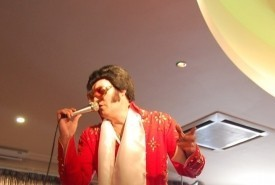 karl king - Elvis Impersonator Wales