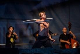 Marko Kalc - Hula Hoop Performer Rijeka, Croatia