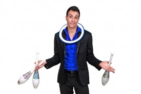 David Ferman Comedy & Extreme Stunts  - Juggler