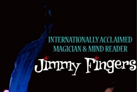 Jimmy Fingers - Comedy Cabaret Magician Spring, Texas