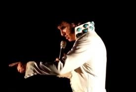 Aron Borgh - Elvis Impersonator Orlando, Florida