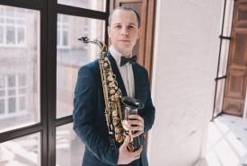Nick York - Saxophonist 10010, New York