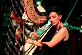 Le Minx - Harpist Australia, Victoria