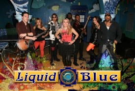Liquid Blue - Cover Band