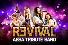 ABBA REVIVAL - Abba Tribute Band Clapham Park, London