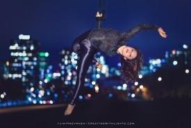 Samantha Sterman - Aerialist / Acrobat New York, New York