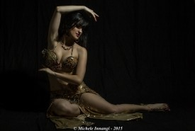Suheila - Belly Dancer Italy
