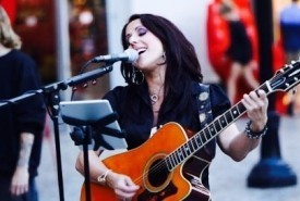 Adena Sampson  - Acoustic Guitarist / Vocalist Las Vegas, Nevada