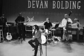 Devan Bolding - Male Singer Fresno, California