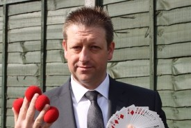 Darren Snelgar Close Up Magician - Close-up Magician Southampton, South East