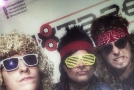 Mixtape - 80s Band - 80s Tribute Band Nashville, Tennessee