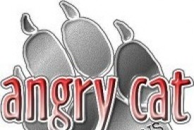 Angry Cat -