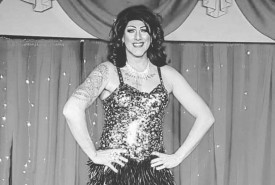 Amandah Hardon - Drag Queen Act Exeter, South West