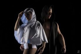 Atilla and Felícia - Acrobalance / Adagio / Hand to Hand Act South West