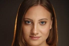 Chloe Fensom  - Actor Isle of Dogs, London