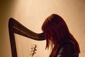 Mävka - Harp and voice - Harpist Burlington, Ontario