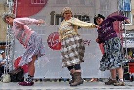 Dancing Grannies - Other Dance Performer Dudley, West Midlands