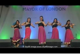 East West Fusion - Bollywood Dancer
