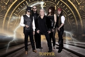Topper - Rock & Roll Band Atlanta, Georgia